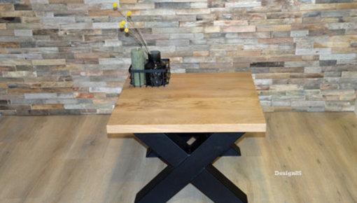Eiken salontafel van Design85