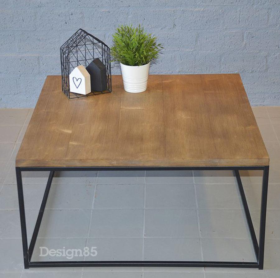 Sterigerhout salontafel