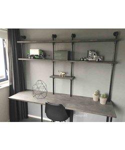 Vintage bureau Zuiver
