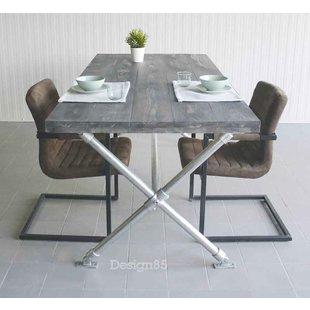 Steigerbuis tafel Kruispoot