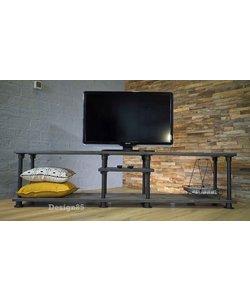 Steigerbuis TV meubel Fraai