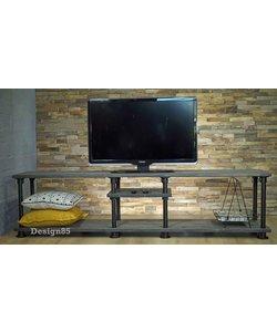 Industrieel TV meubel Stijlvol