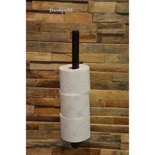 Industriele WC rolhouder