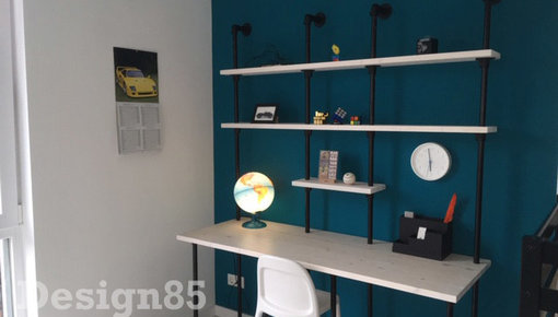 Kinderbureau hout van Design85