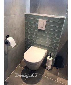 WC rolhouder industrieel