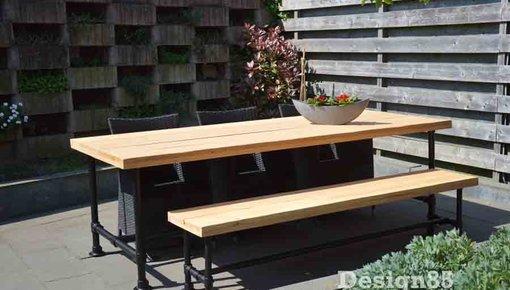 Steigerbuis tafel van Design85