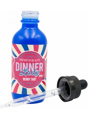 Dinner Lady Dinner Lady Berry Tart 50ML Shortfill