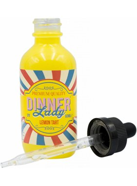Dinner Lady Dinner Lady Lemon Tart 50ML Shortfill