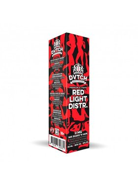 DVTCH DVTCH Red Light District 50ml Shortfill
