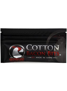 Wick 'N' Vape Cotton Bacon Bits Version 2 ( 2 gram Package)