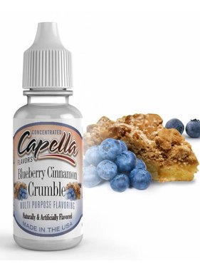 Capella Capella Blueberry Cinnamon Crumble 13ml