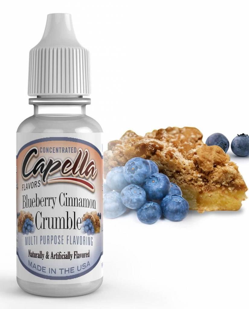 Capella Capella Blueberry Cinnamon Crumble 13ml