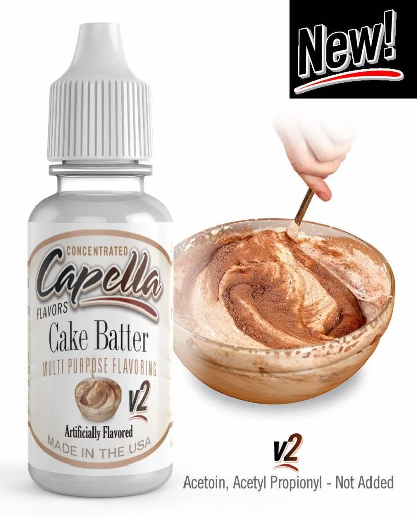 Capella Capella Cake Batter 13ml