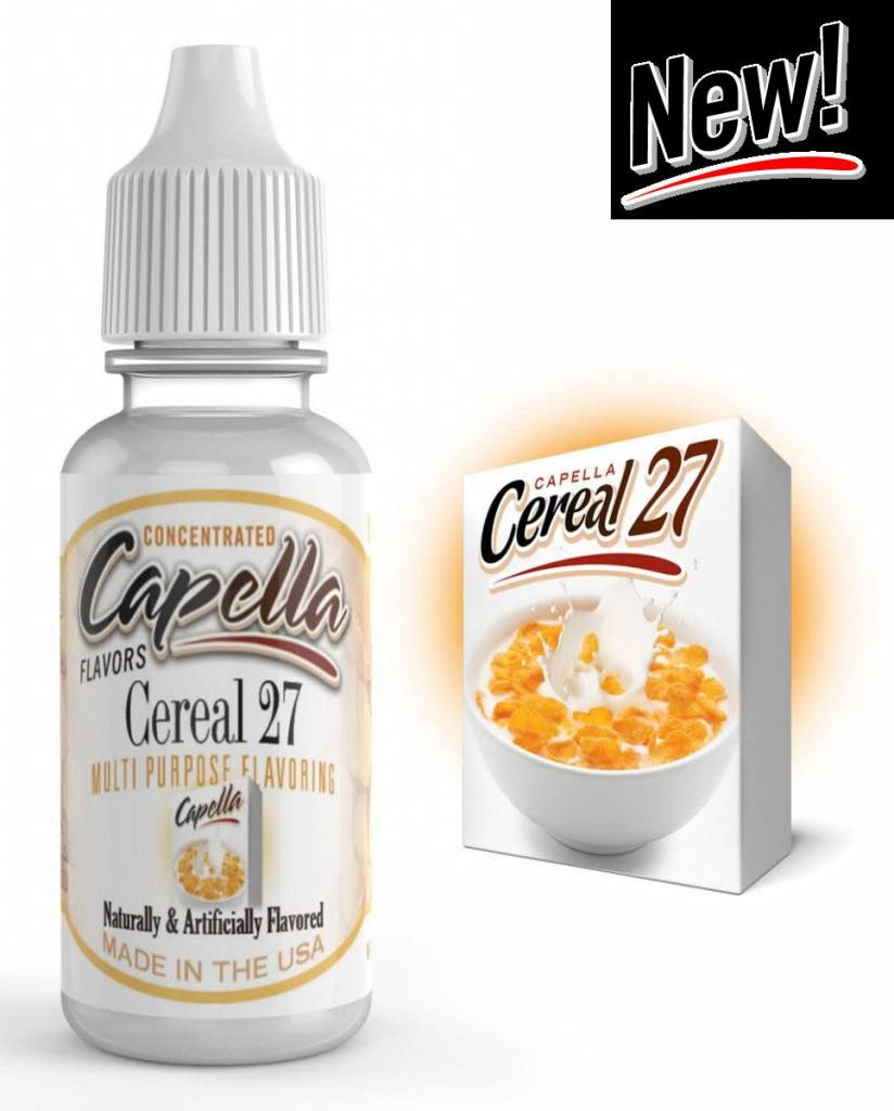 Capella Capella Cereal 27 13ml