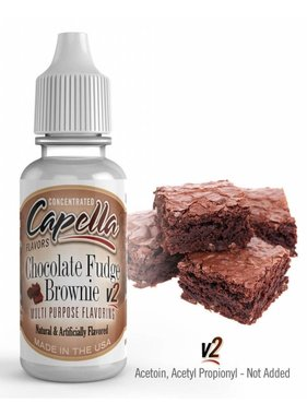 Capella Capella Chocolate Fudge Brownie v2 13ml