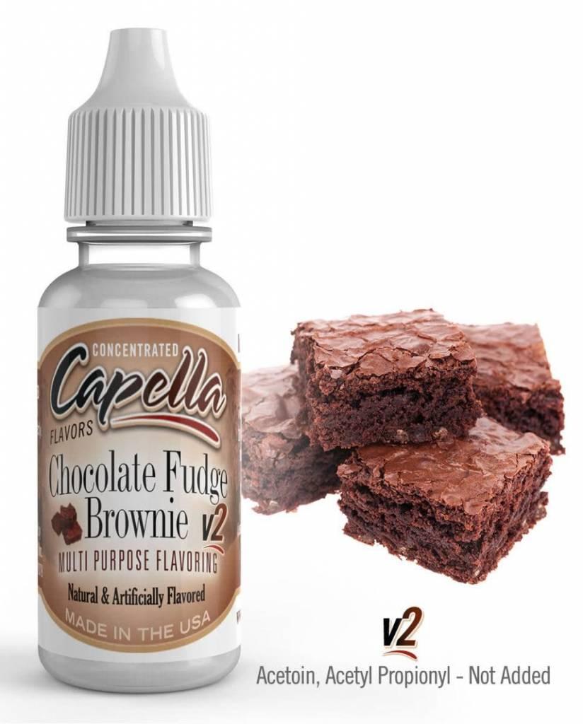 Capella Capella Chocolate Fudge Brownie v2 13ml