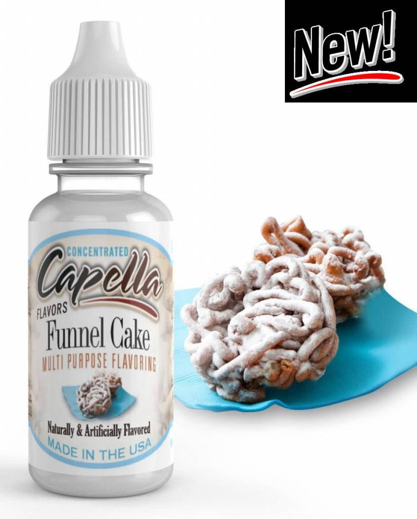 Capella Capella Funnel Cake 13ml