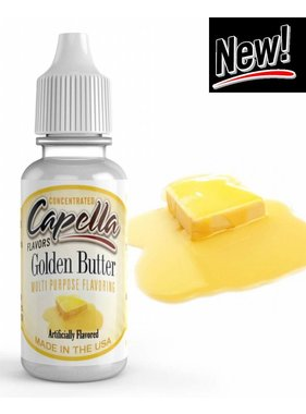 Capella Capella Golden Butter 13ml