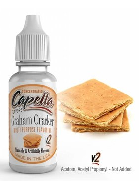 Capella Capella Graham Cracker v2 13ml