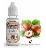 Capella Capella Hazelnut v2 13ml