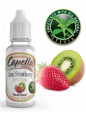 Capella Capella Kiwi Strawberry with Stevia 13ml