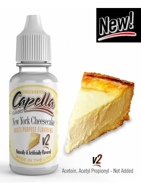 Capella Capella New York Cheesecake v2 13ml