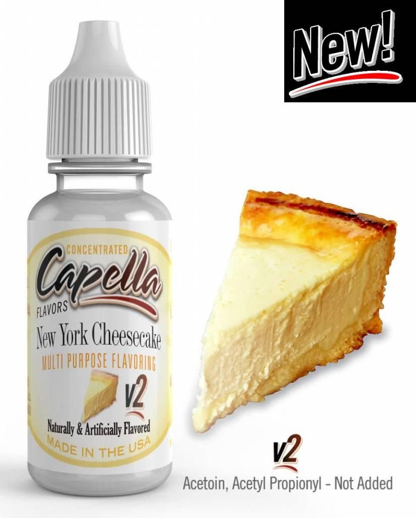 Capella Capella New York Cheesecake v2 13ml