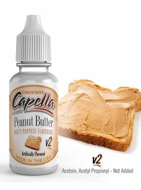 Capella Capella Peanut Butter v2 13ml