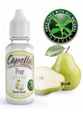 Capella Capella Pear with Stevia 13ml