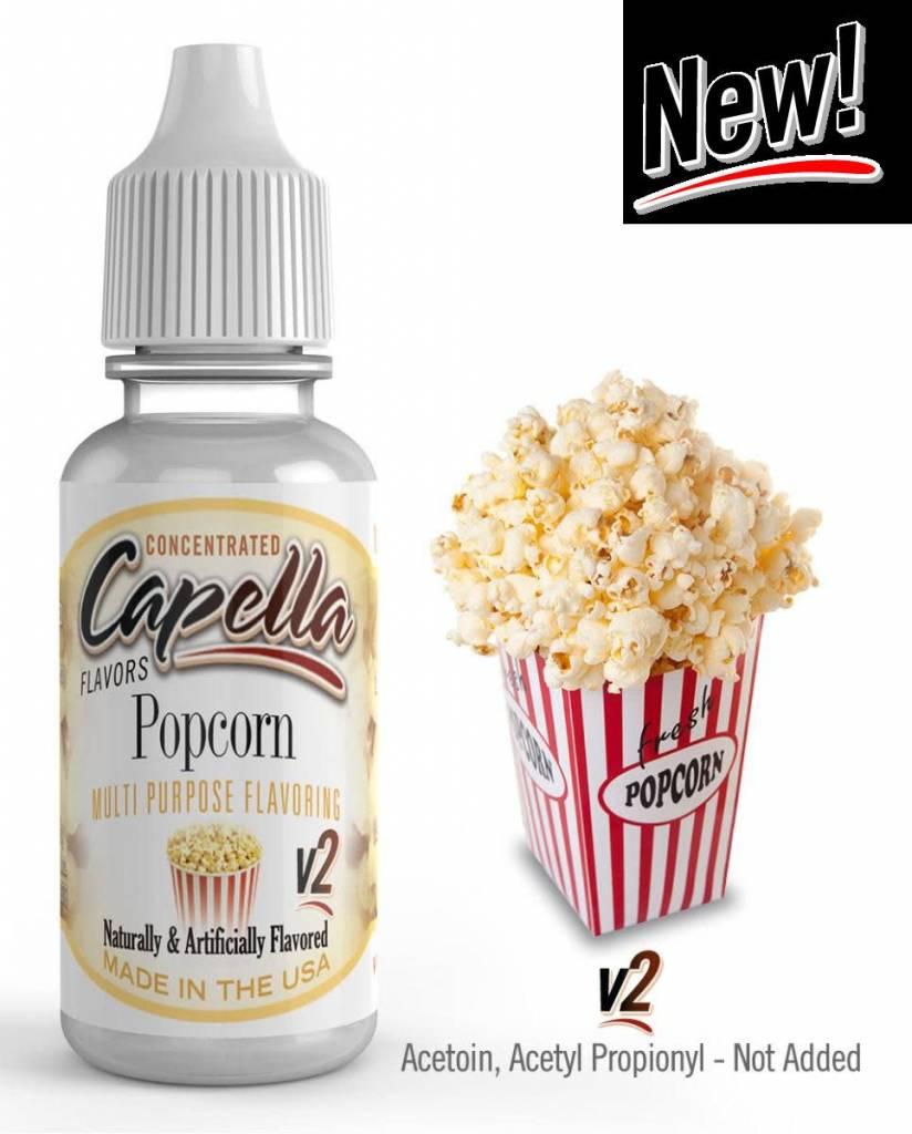 Capella Capella Popcorn v2 13ml