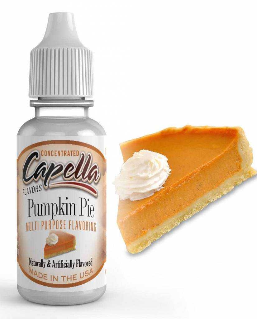Capella Capella Pumpkin Pie (Spice) 13ml