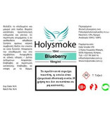 Holysmoke Holysmoke Blueberry 10ml