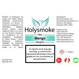 Holysmoke Holysmoke Mango 10ml
