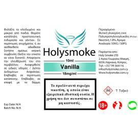 Holysmoke Holysmoke Vanilla 10ml