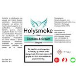 Holysmoke Holysmoke Cookies & Cream 10ml
