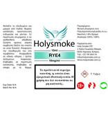 Holysmoke Holysmoke RYE4 10ml