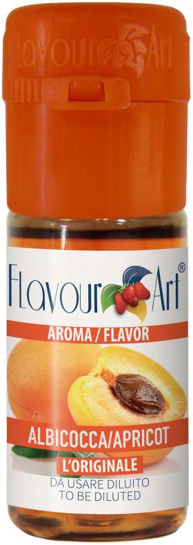 Flavourart FlavourArt Apricot 10ml