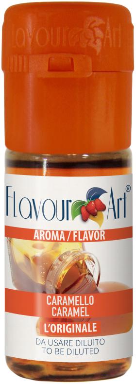 Flavourart FlavourArt Caramel 10ml