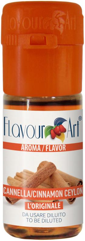 Flavourart FlavourArt Cinnamon 10ml
