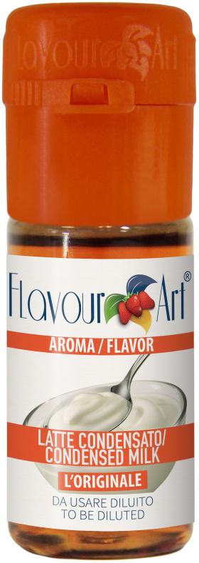 Flavourart FlavourArt Condensed Milk 10ml