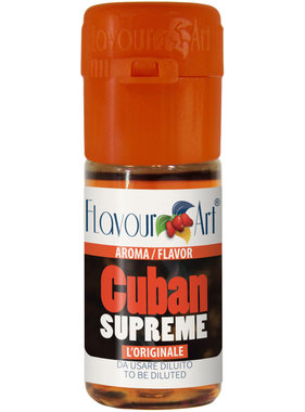 Flavourart FlavourArt Cuban Supreme 10ml