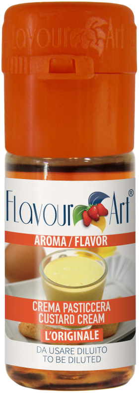 Flavourart FlavourArt Custard 10ml