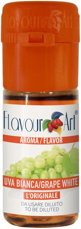 Flavourart FlavourArt Grape White 10ml