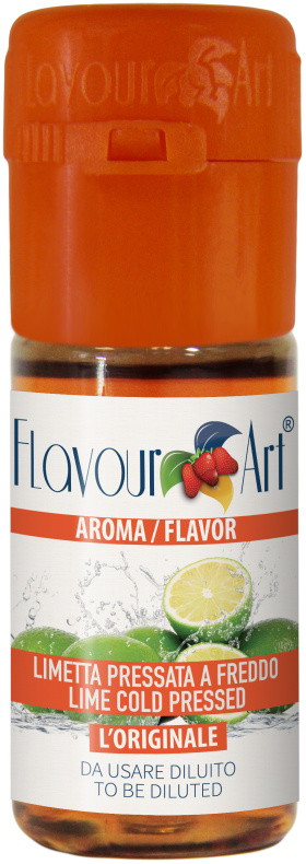 Flavourart FlavourArt Lime Cold Pressed 10ml