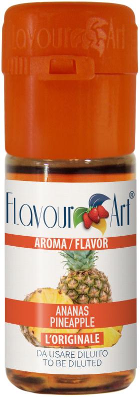 Flavourart FlavourArt Pineapple 10ml