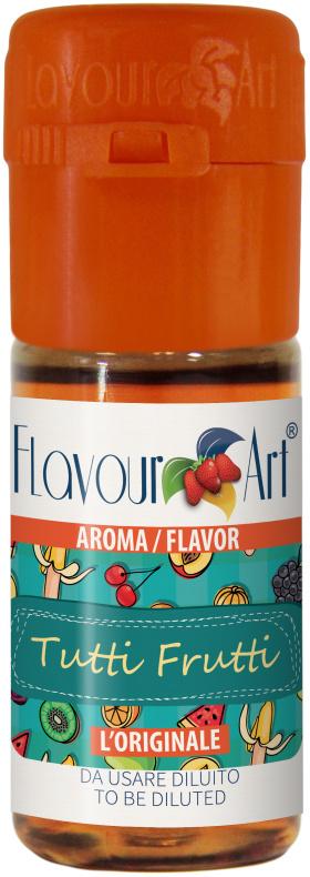 Flavourart FlavourArt Tutti Frutti 10ml
