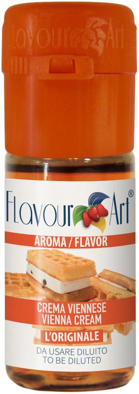 Flavourart FlavourArt Vienna Cream 10ml