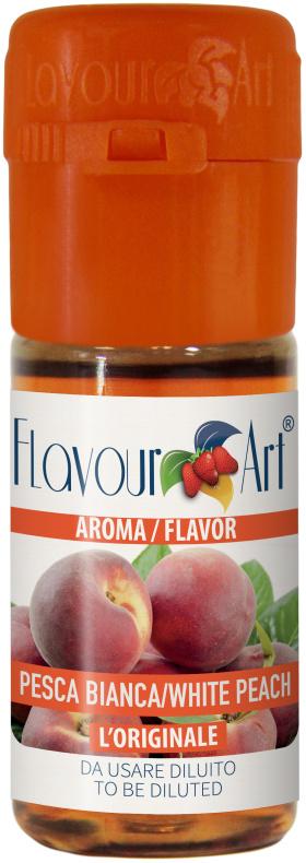 Flavourart FlavourArt White Peach 10ml
