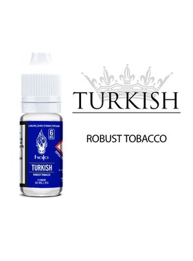 Halo Halo - Turkish Tobacco 10ml