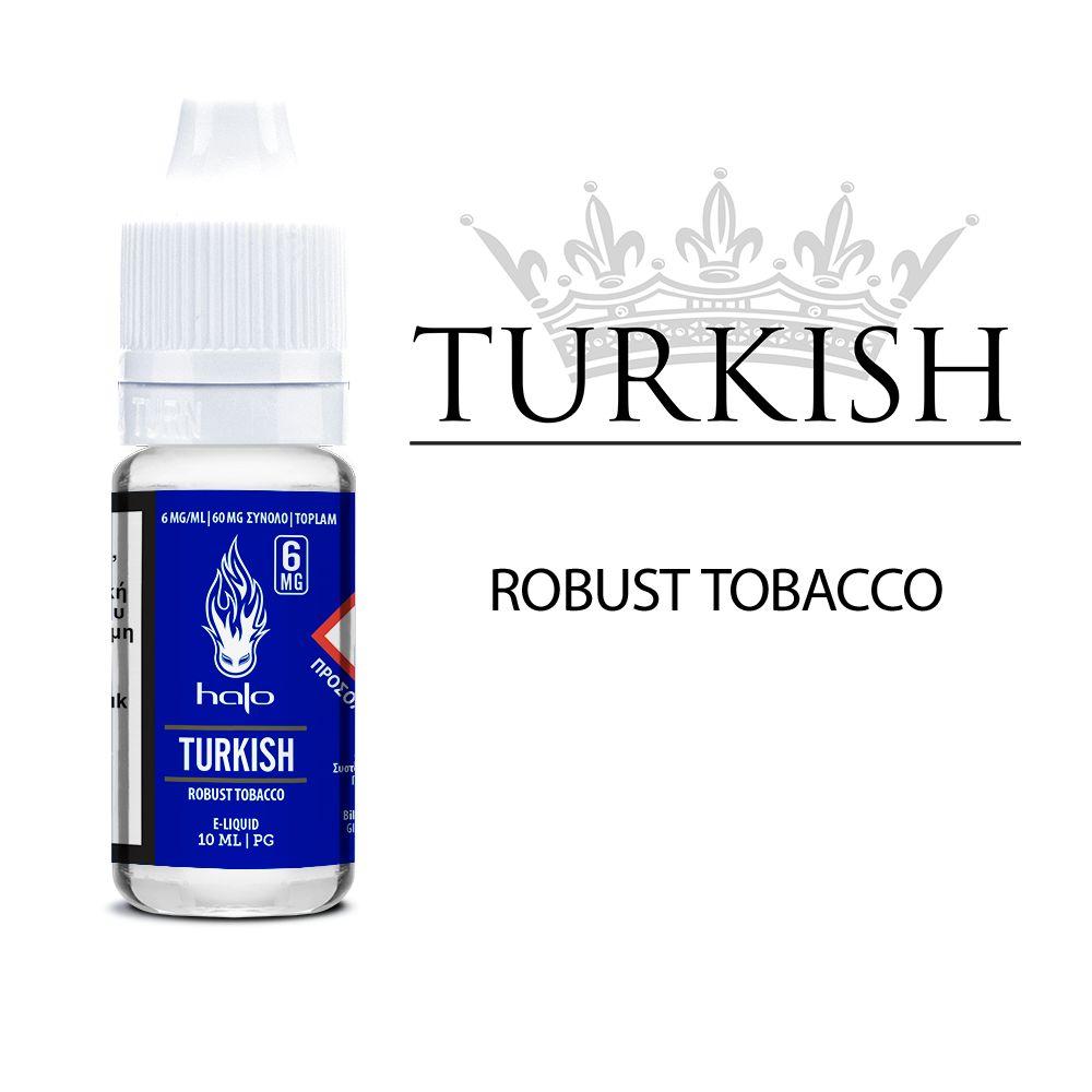 Halo - Turkish Tobacco 10ml